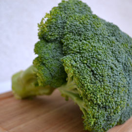 BROCCOLI is being investigated for its green colour